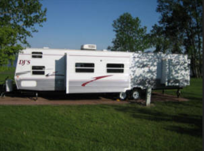 Crossroads RV Zinger Series M-ZT37DB 2008
