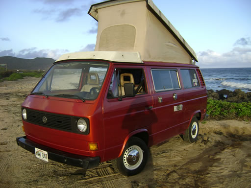Volkswagen Westfalia Billabong 1985