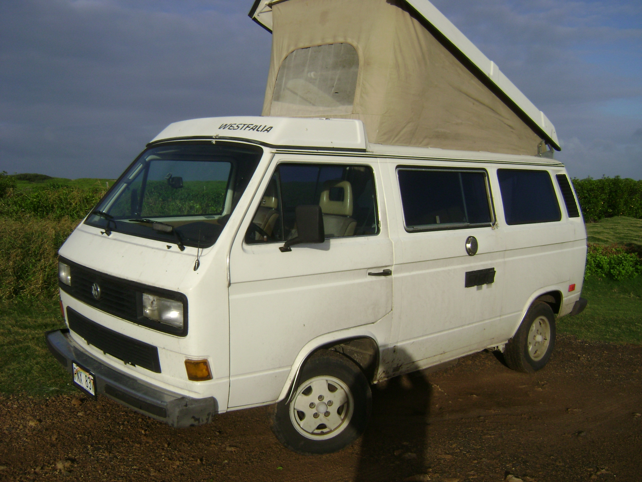 Volkswagen Westfalia Coppertone 1980