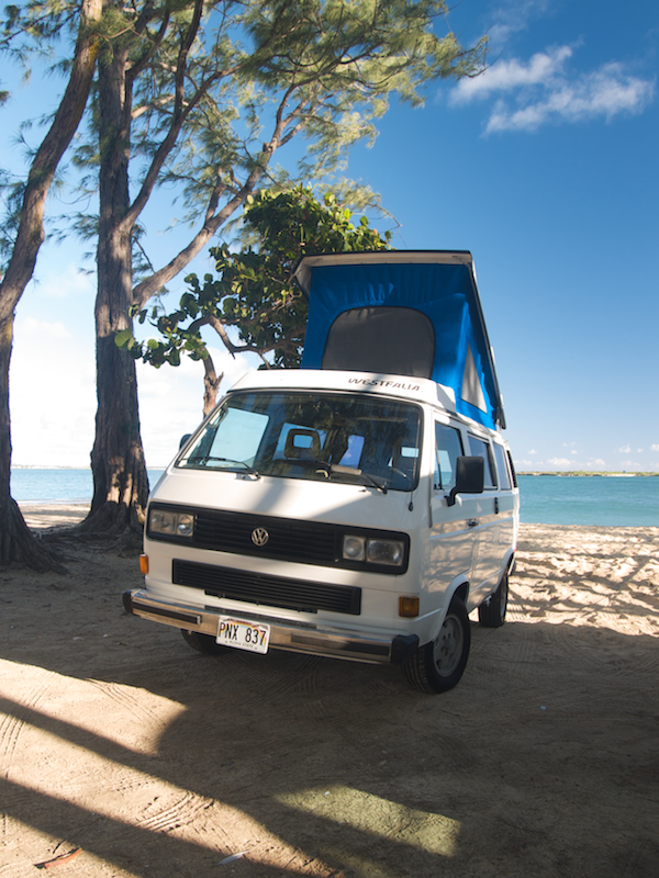 Volkswagen Westfalia Diamond Head 1987