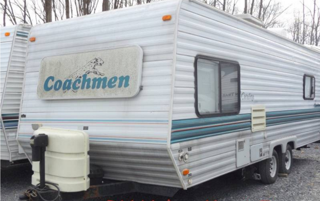 Coachmen 240mb 1996