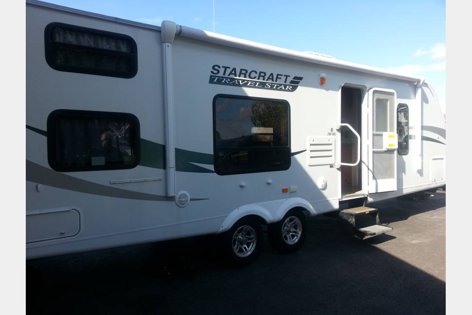 Starcraft Travel Star 288 BHS 2010