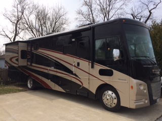 Winnebago VISTA LX 35F 2016