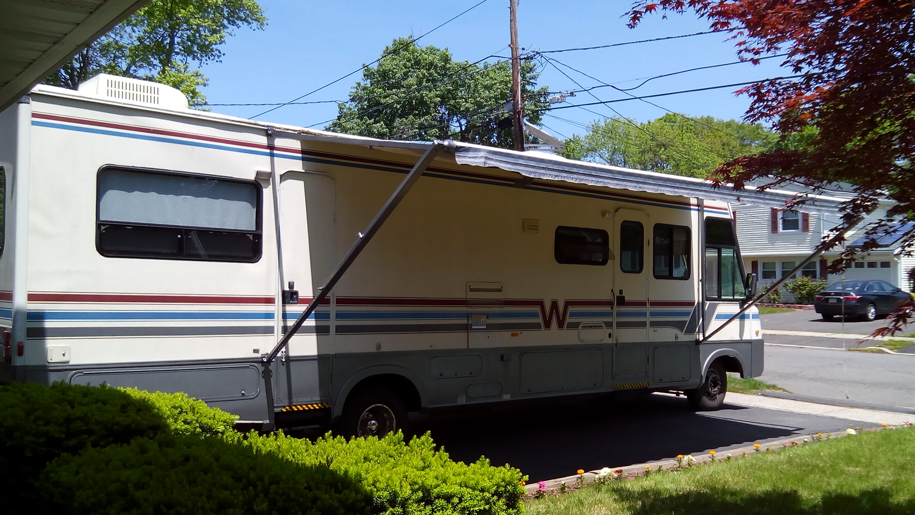 Winnebago Adventurer 1996