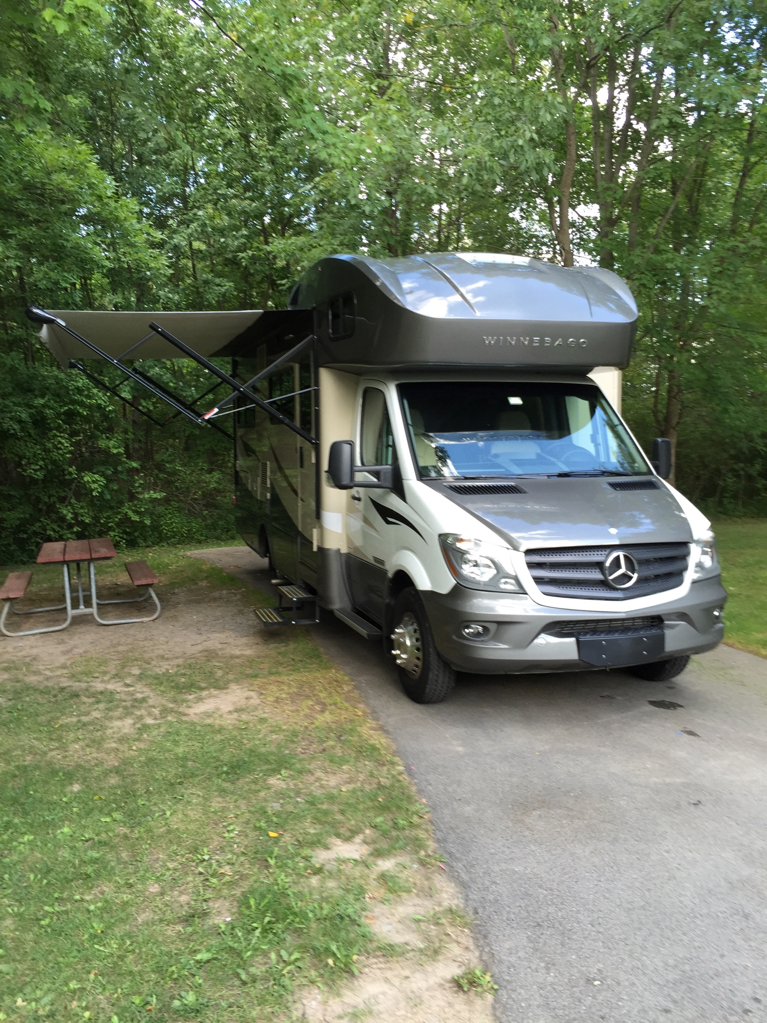 Winnebago View 24J 2015