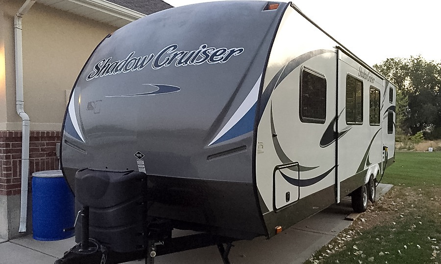Cruiser RV Shadow Cruiser 2015