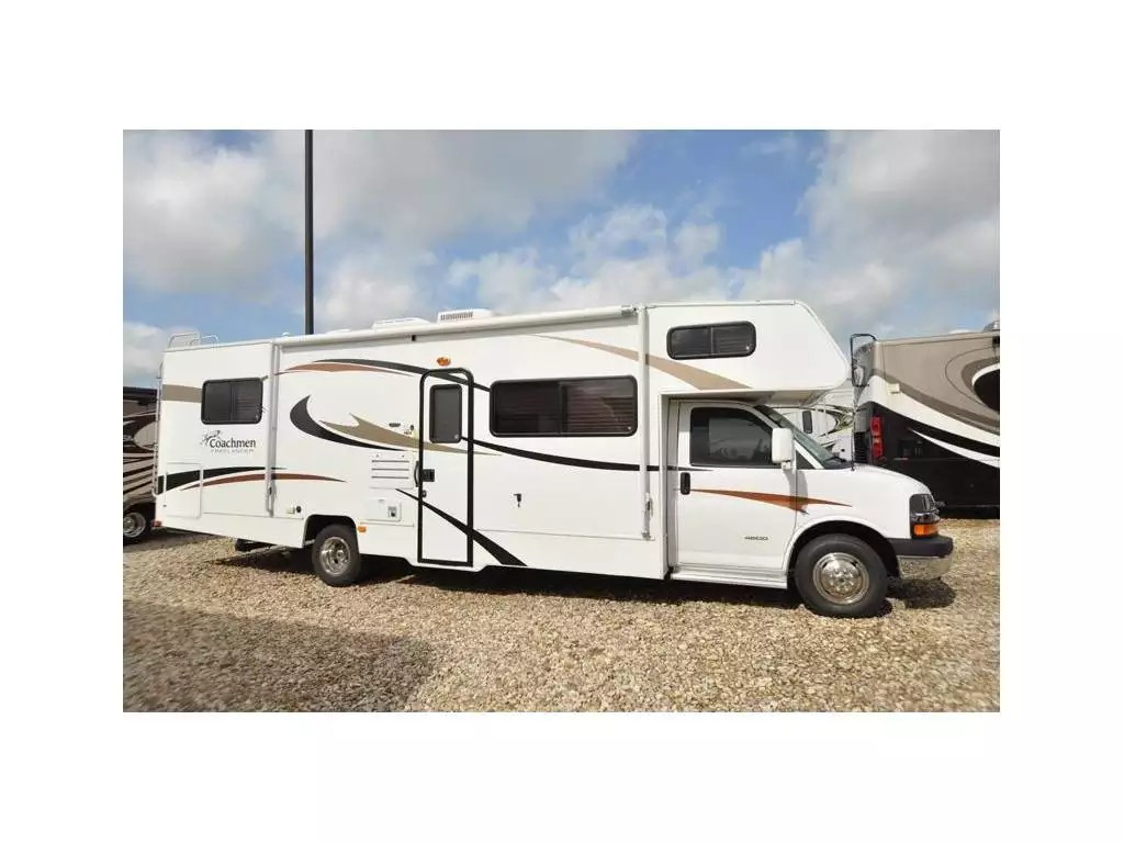 COACHMEN FREELANDER 2012