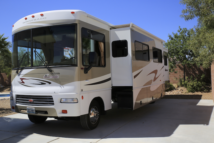 Winnebago Sightseer 35J 2007