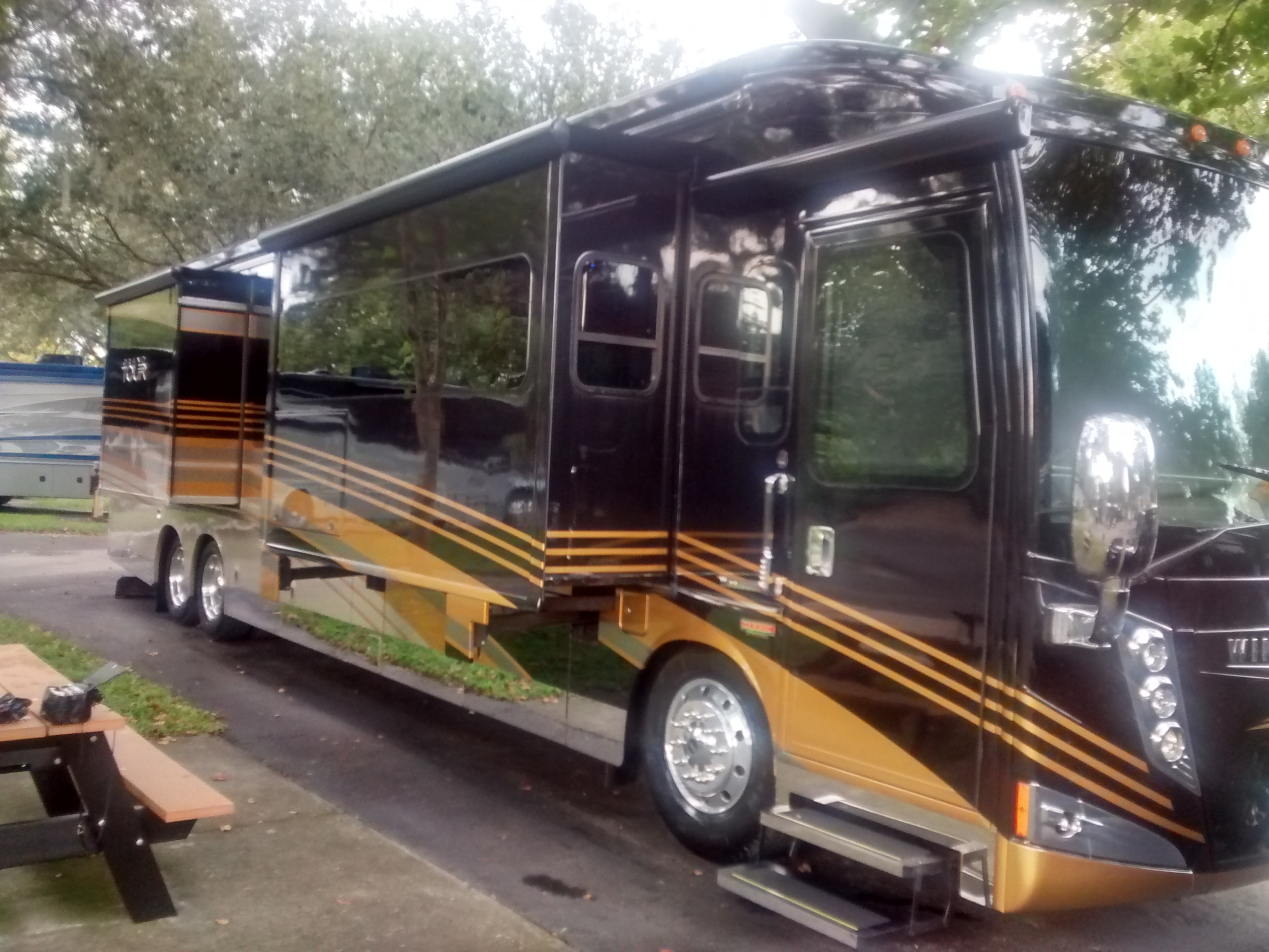 Winnebago grand tour 2015
