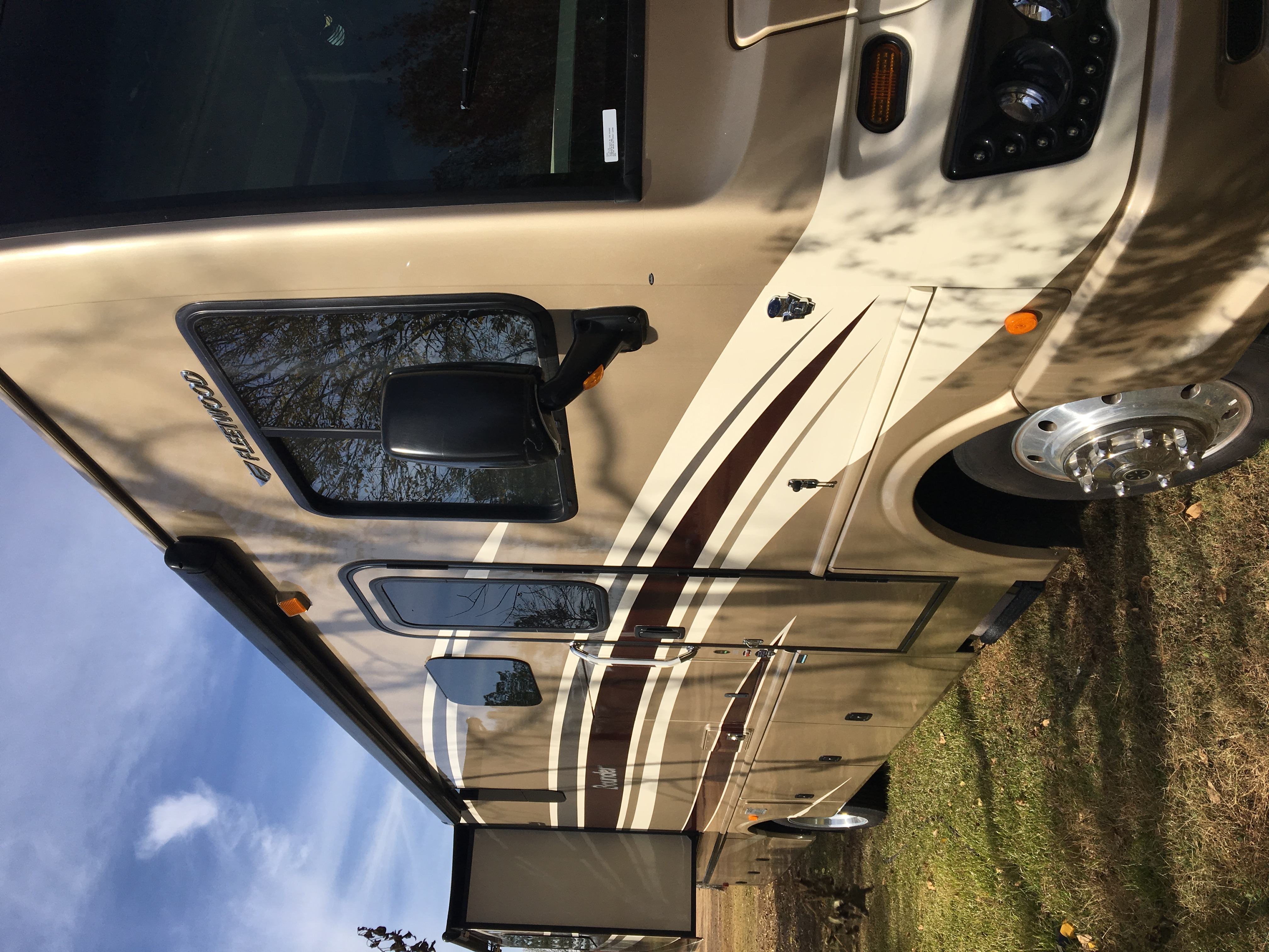 Ford Fleetwood Bounder35K 2016