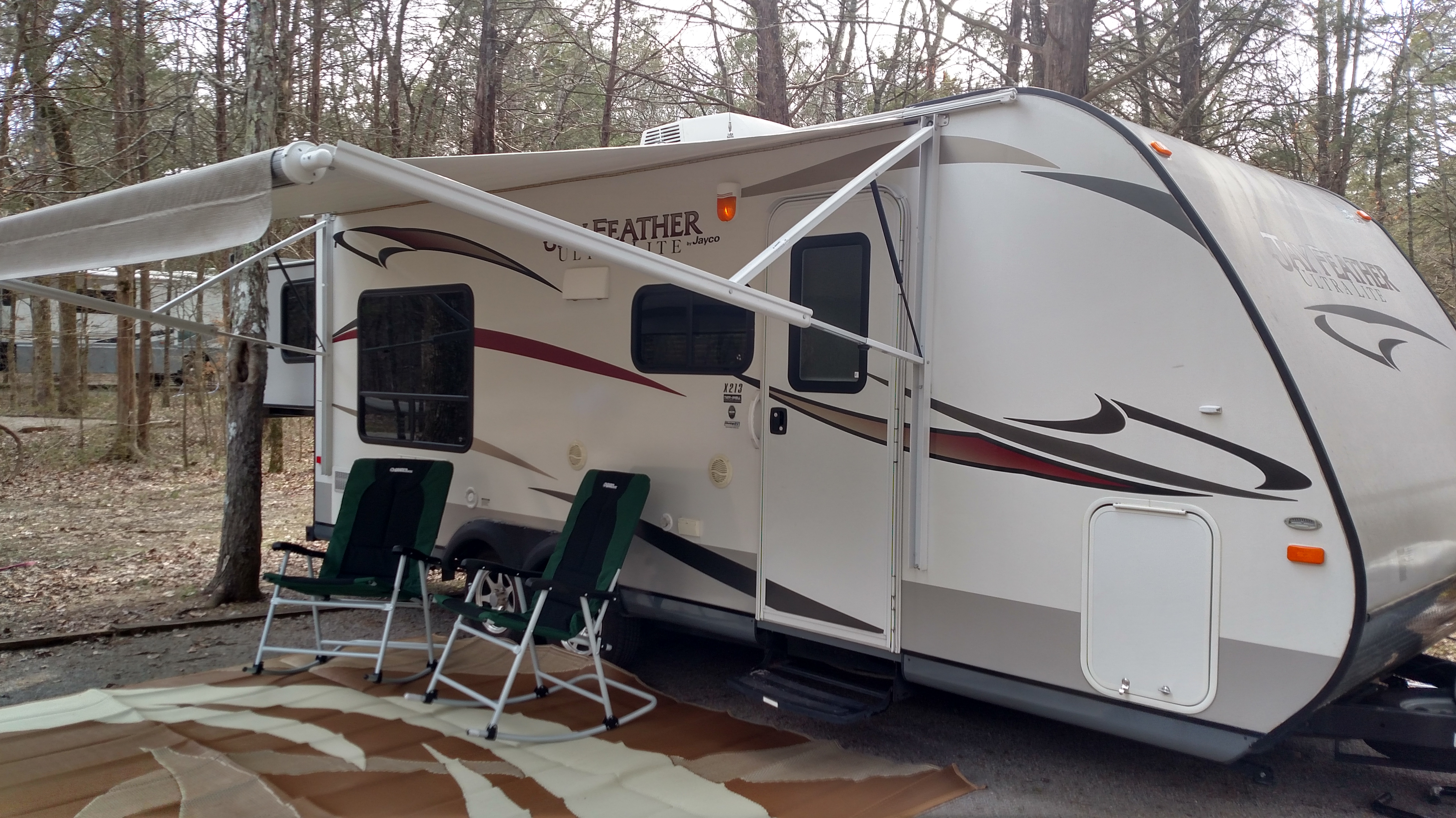 Jayco Jay Feather 2012