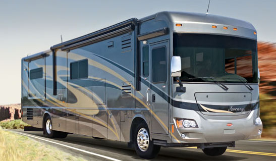 Winnebago  Vista 2011