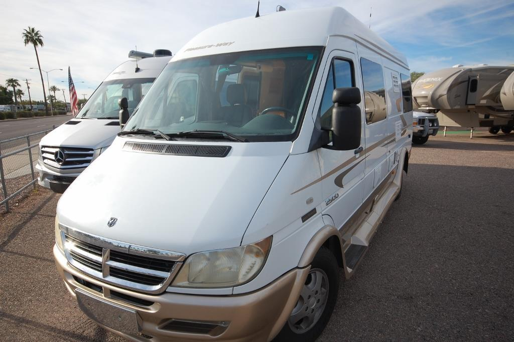 Dodge Sprinter Pleasureway Plateau K 2004