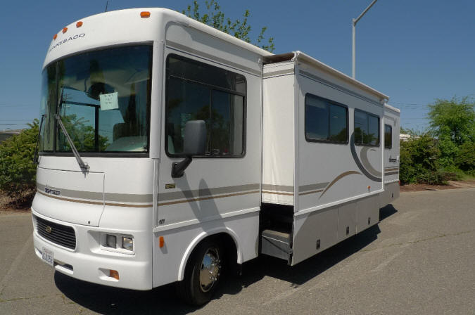 Winnebago Sightseer 2004
