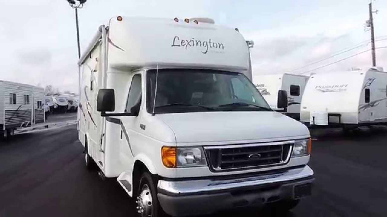Lexington E450 Ford 2004