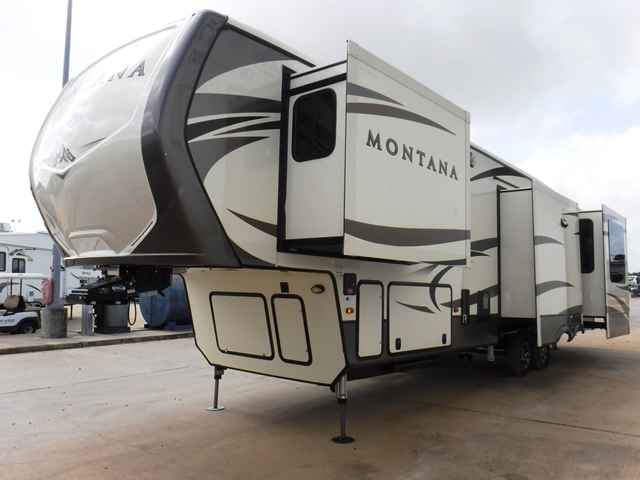 Montanoa 5th wheel 2017