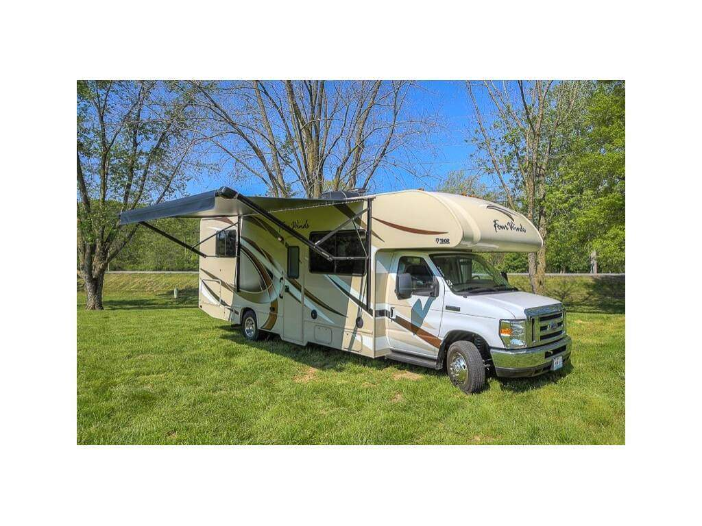 Thor Extended RV 2018