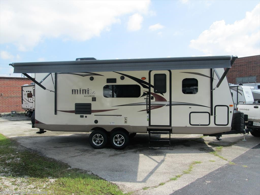 Rockwood Mini-lite 2504s 2017