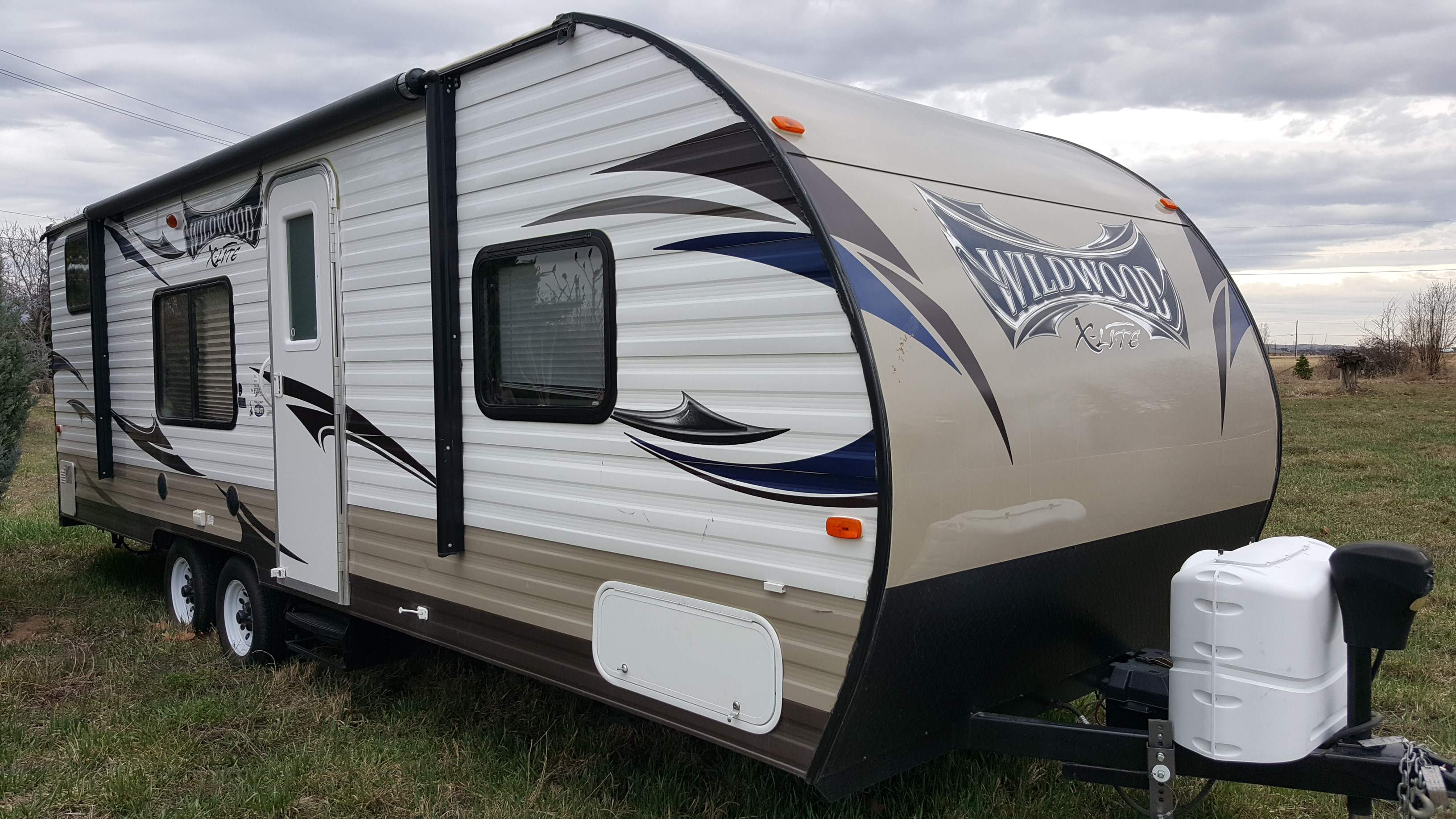 Forest River - Wildwood X-Lite 261bhxl 2014