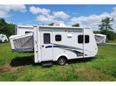 Jayco Jay Feather Ultra Lite 2012