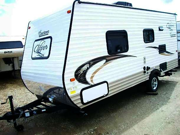Coachman Clipper (fully equipped) 2015
